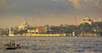 Istanbul Bosphorus and Asia Tour