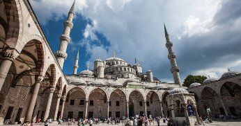 Istanbul Imperial and Bosphorus Tour