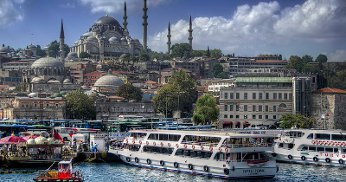 Istanbul Morning Bosphorus Tour