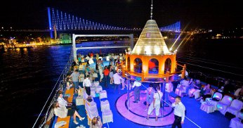 Turkish Dinner Night Cruise